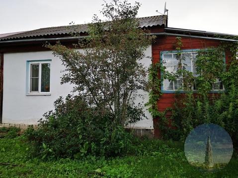791. Калязин. 1/2 дома 46,2 кв.м. с участком 3,6 сотки на Урицкого.