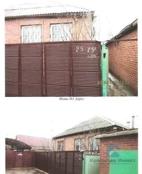 Продажа дома, Краснодар, Кривой переулок