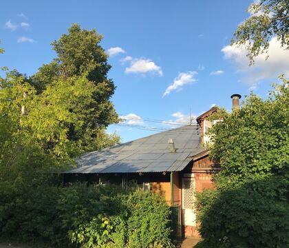Продается часть дома в Дедовске.