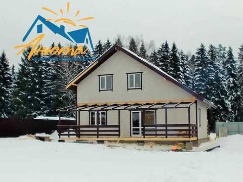 Продается новый дом С газом в экологическом месте с выходом в Грибной