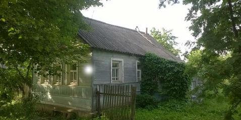 Дом в д.Борисово, 1 км от оз.Ильмень.