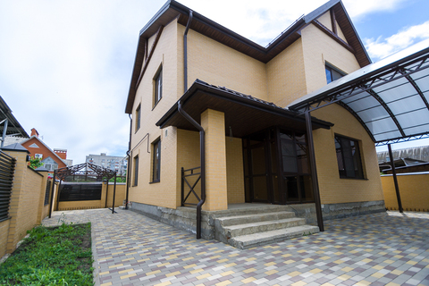 Дом в центре Краснодара