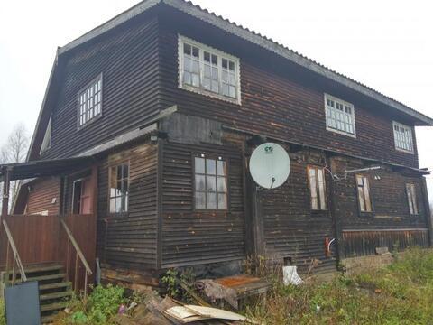 Дом на реке Сясь, 45 соток