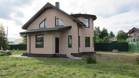 Новый зимний дом в Приозерске