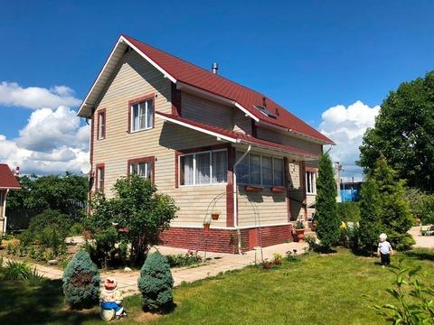 Продажа двух домов на участке 12 соток, Новая Деревня