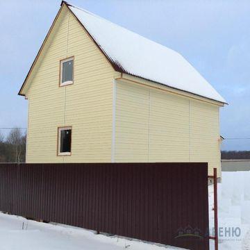 Продаю дом в поселке Ганусово. 50 км от МКАД по Новорязанскому шоссе. .