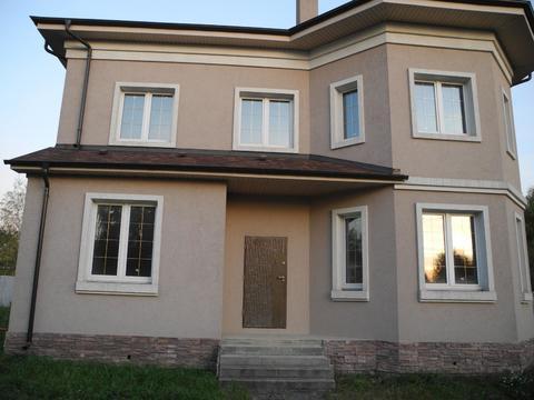 Дом 300 кв.м, Участок 15 сот. , Егорьевское ш, 20 км. от МКАД.