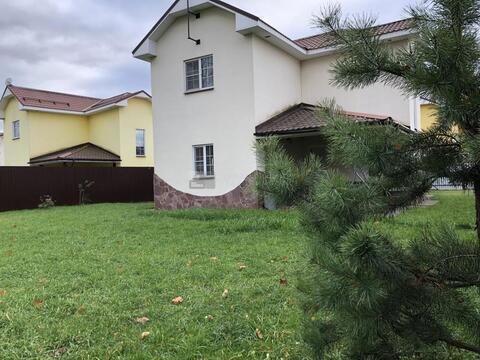 Дом 128 кв.м, Участок 8 сот. , Егорьевское ш, 20 км. от МКАД.