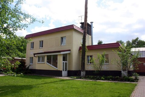 Очень качественный и адекватно недорогой особняк в 5 км от МКАД.