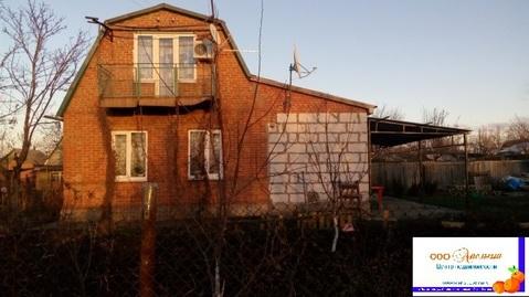 Продается 2-этажный жилой дом, ст Радуга