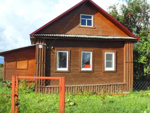 Дом 63,2 м2 в дер. Елзыково Калязинского района Тверской области