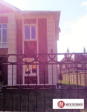 Готовый дом 216 кв.м, уч. 9 с, ПМЖ, Новая Москва 25 км Калужского ш.