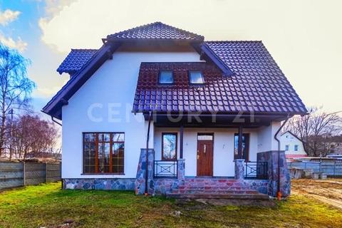 Дом 181 кв.м. в г. Светлогорске + 7 сот земли.