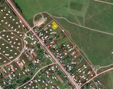 Продается земельный участок 15 соток в деревне Величково