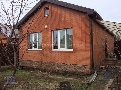 Новый кирпичный дом Ростовское море, ул. Самшитовая