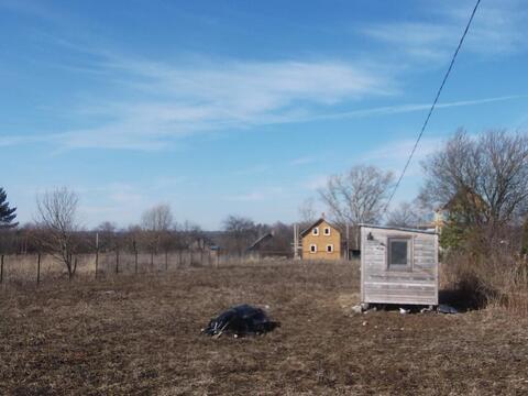 Эксклюзив! Продается земельный участок в тихой и живописной деревне