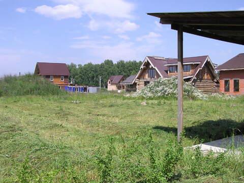 Участок в коттеджном поселке Квартал-5