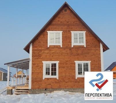 Лот 553 Двухэтажный дом из бруса, общей площадью 95 кв.м