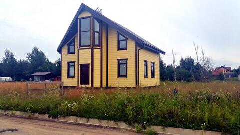 Коттедж 150 м. кв. на участке 12 соток в коттеджном посёлке Лазурные .