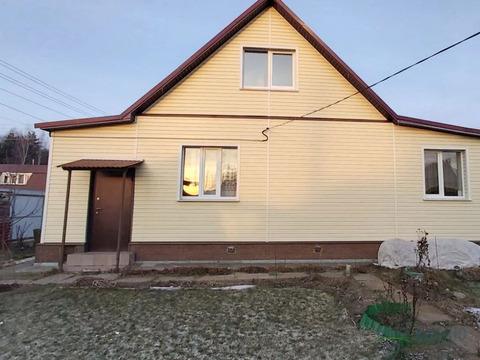Двухэтажный дом площадью 110 кв.м, полностью готов к .