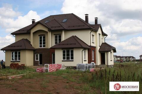 Коттеджный поселок подмосковье купить дом недорого