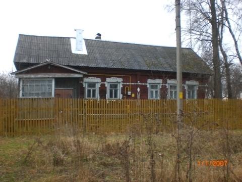 Эксклюзив! Продается дом в деревне Букрино, 93 сотки, газ в доме