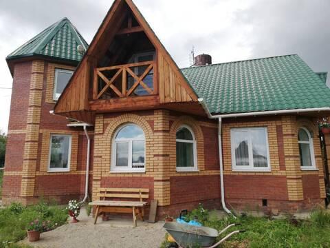 Продам кирпичный дом 170 кв.