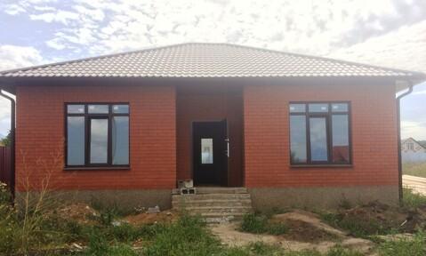 Дом с ремонтом под ключ с.Никольское