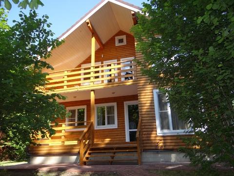 Дом с участком в лесу по Дмитровскому шоссе