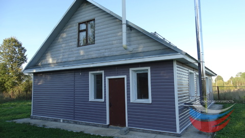 Дом в деревне 85 км от МКАД 160 кв.м. участок 8 сот. Жабрево