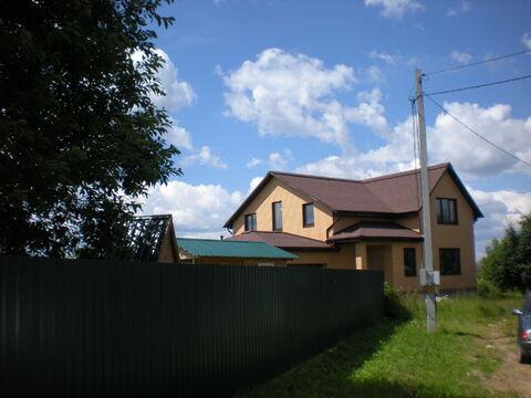 Коттедж 195,2 кв.м в Малоярославце