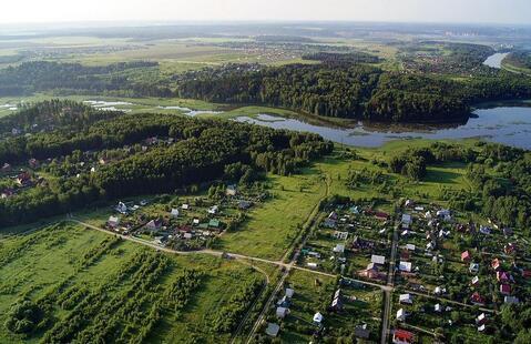 "Участок 15 соток д. ""Афанасово"" 45 км. по Дмитровскому шоссе."