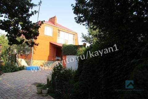 Продажа дома, Краснодар, Топольковый переулок