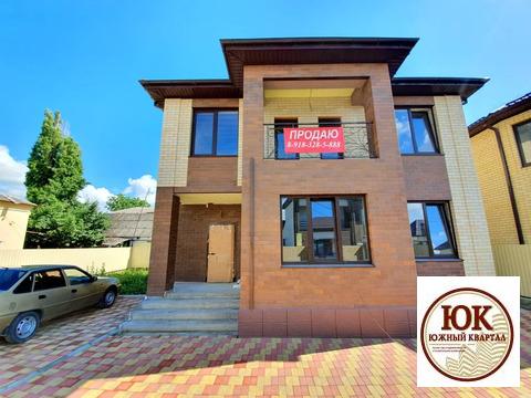 Готовый дом в Анапе 135 м2 с центральными коммуникациями
