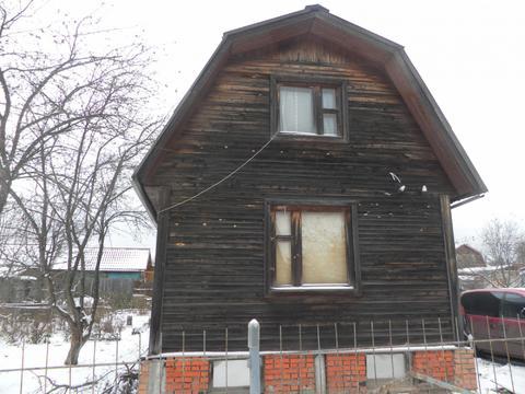 Продается брусовая дача в СНТ Пограничник д.Дворики