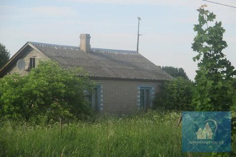 Дом в большой деревне , участок 30 соток