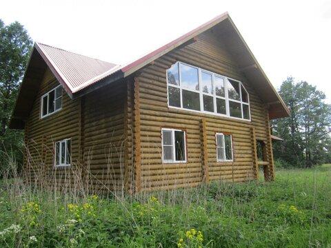 Дом 160 кв. м. в сосновом бору.