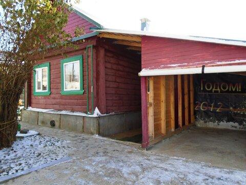 Продается дом в д. Литвиново на берегу Кольчугинского водохранилища