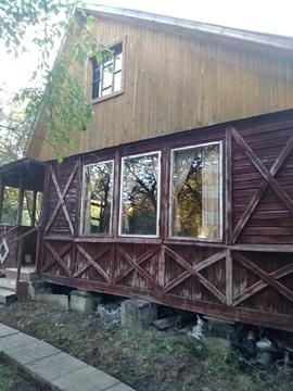 Продается дача 33 м2/6с в СНТ Стекло в c. Миxайловcкoe, г/о Домодедово