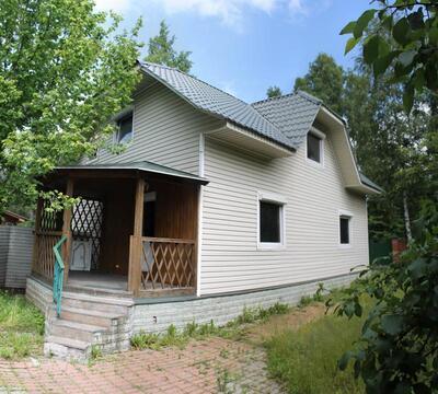 Дом 128.6 кв.м. на 9,2 сот. п.Парголово, Михайловка, Выборгский р-н. .