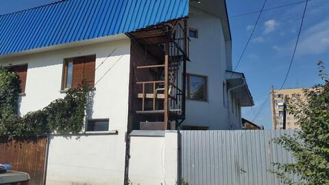 Дом с участоком в Голицыно, пр-т Луначарского