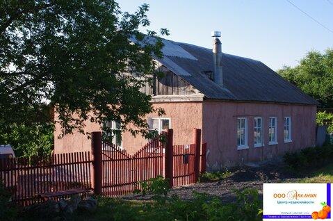 Продается 1-этажный дом, х.Николаево-Иловайский