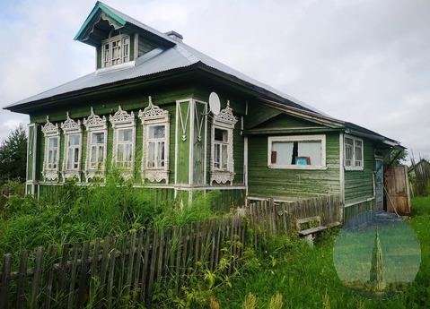 961. Будимирово. Дом 56 кв.м. с участком 40 соток.