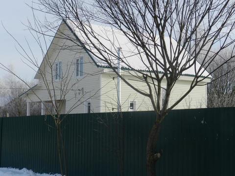 Загородный дом для большой семьи 8 соток в деревне Верховье.