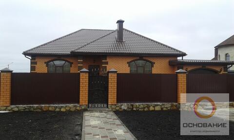 Современный коттедж в Дубовом
