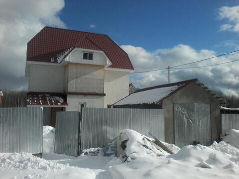 Дом 200 кв.м. в Сергиевом Посаде