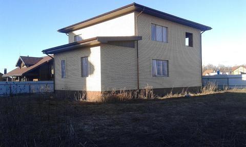 Дом 220 кв.м, Участок 12 сот. , Симферопольское ш, 48 км. от МКАД.