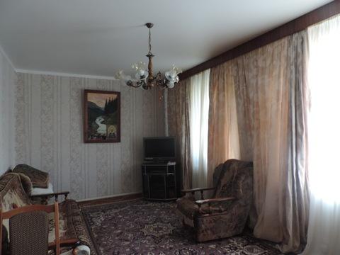 Просторный теплый дом