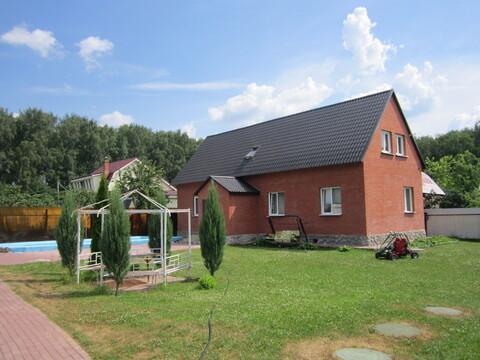 Продается 2 этажный дом и земельный участок в д. Никульское