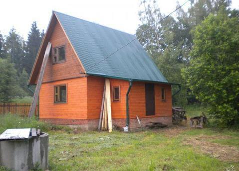 Новая дача из бруса недалеко от г Малоярославец
